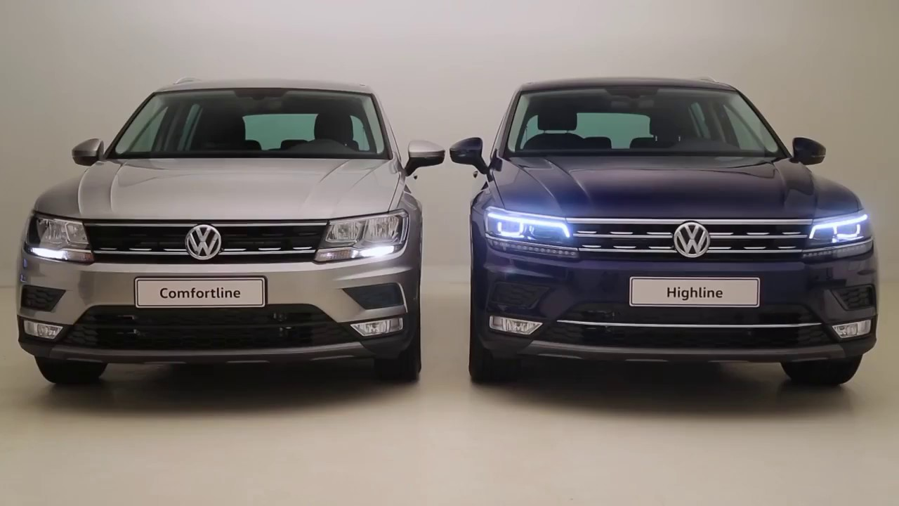 hangi volkswagen tiguan tiguan comfortline tiguan highline youtube. Black Bedroom Furniture Sets. Home Design Ideas