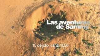 Las aventuras de Sammy 3D en DIRECTV®