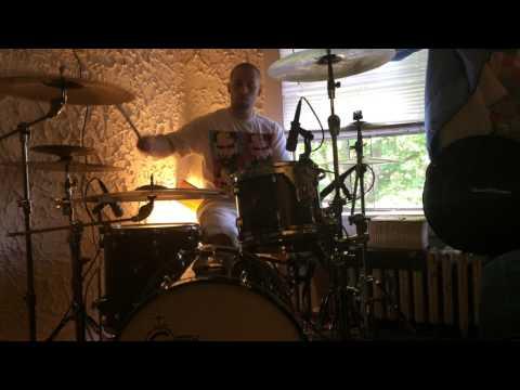 Sasha Banks Theme/Sky's The Limit (Drum Cover)