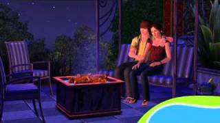 The Sims 3: Outdoor Living Trailer