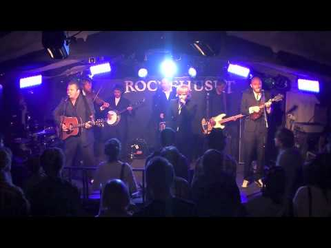 "Onkel Tuka, ""Halden blod og penger"" live @ Rockehuset"