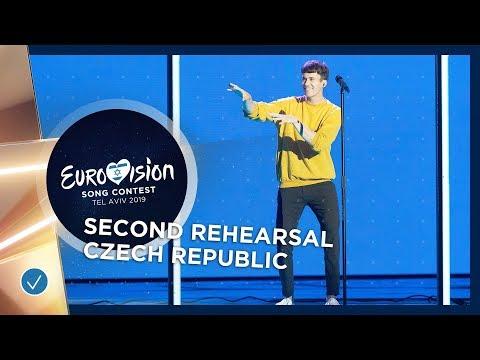 Czech Republic 🇨🇿 - Lake Malawi - Friend Of A Friend - Exclusive Rehearsal Clip - Eurovision 2019