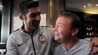 O Futebol é um Mundo - Canal 11 junto de Paulo Fonseca, tricampeão ucraniano