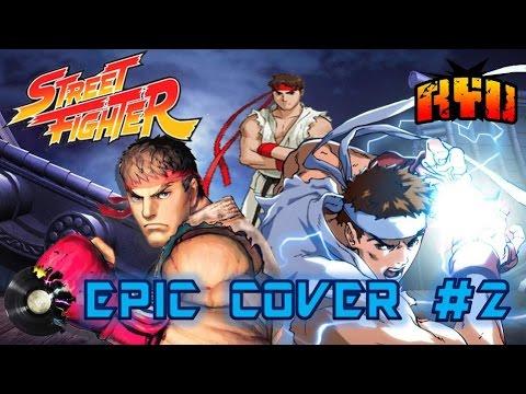 RYU THEME - STREET FIGHTER - Epic Cover 2 Legendado ENPT-BR