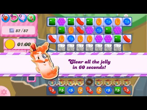 Candy Crush Saga Level 2890 NO BOOSTERS