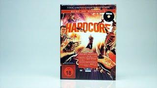 Unboxing: Hardcore ( Henry ) Mediabook Blu-ray + Soundtrack   Blu-ray Magazin