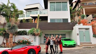 THE NEW DOBRE HOUSE?!