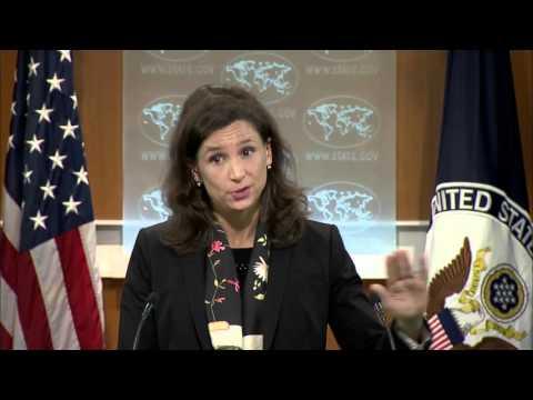 State Dept ducks press abuse by Erdogan in Washington. 01 Apr 2016