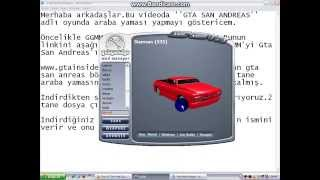 Gta San Andreas Araba Yaması Nasıl Yapılır ? [Detaylı Anlatım]