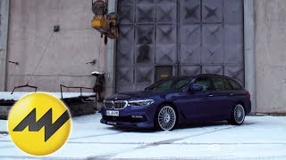 BMW Alpina B5 Touring | Fahrtbericht | Motorvision