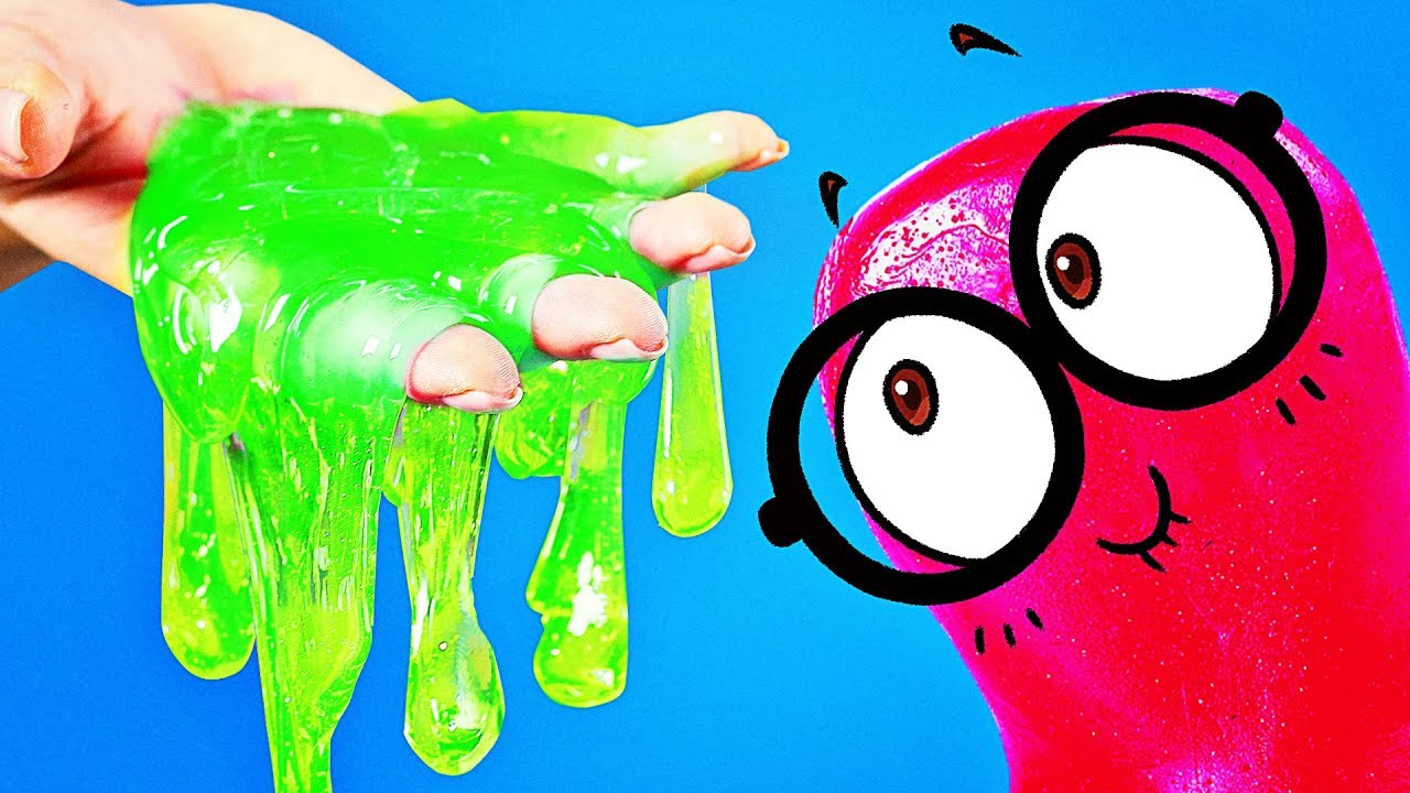 Squishy Maker Gudang Slime : SQUISHY SLIME SOAP for Slick Slime Sam - YouTube