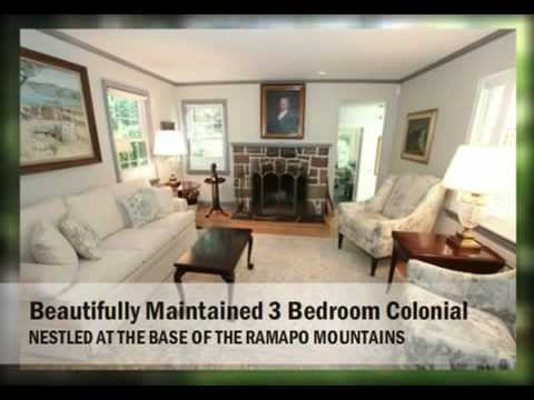 Historic Home For Sale in Oakland NJ