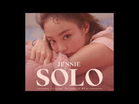 JENNIE - SOLO (AUDIO/MP3)
