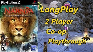 The Chronicles of Narnia: The Lion, the Witch and the Wardrobe Game - Longplay Co-op (No Commentary)
