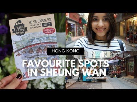 My Hong Kong  | Top places to visit in Sheung Wan: Man Mo Temple, Cat Street, Tai Ping Shan