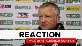 Chris Wilder | Sheffield United v Sunderland | Reaction interview