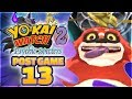 Yo-kai Watch 2 Psychic Specters - Teastroyer! [POST GAME - Episode 13]