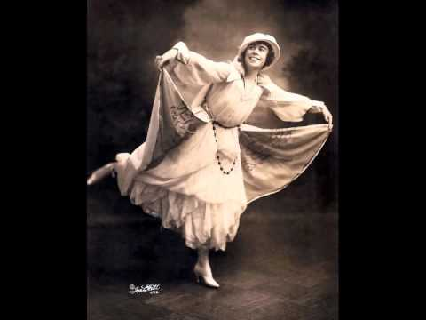 "BROADWAY MUSICAL: Anna Wheaton in ""Oh, Boy!"" (1917)"