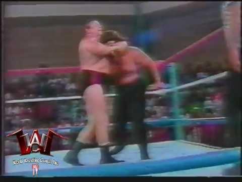 WWC Sabu vs Don Kent 1988