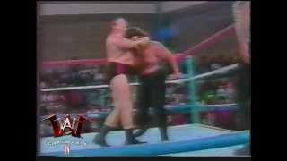 WWC Sabu vs Don Kent 1988
