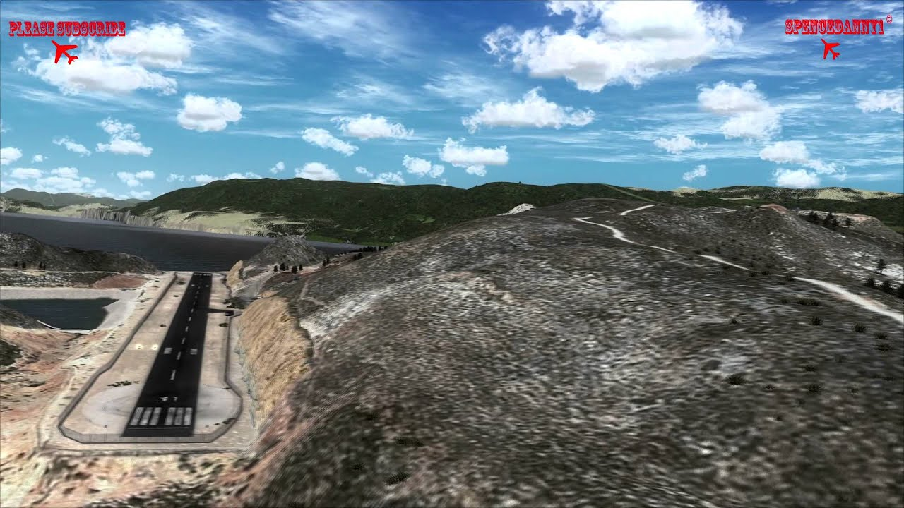 Aerosoft fsx scenery