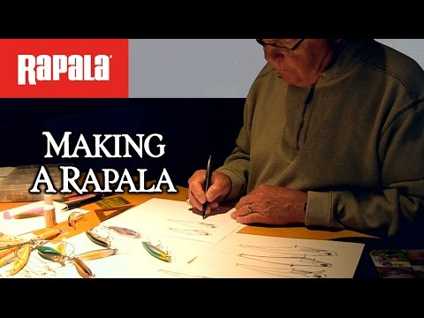 HOW TO MAKE A RAPALA® FISHING LURE