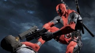 Deadpool PC Gameplay clips