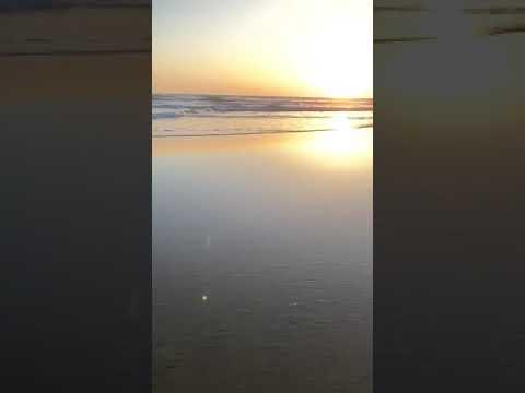 Lea se lance dans la mer en PUMA CALI