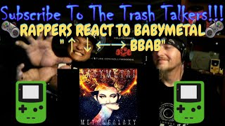 Rappers React To BabyMetal \