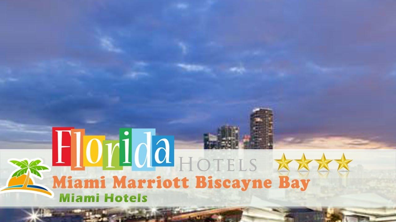 Miami marriott biscayne bay miami hotels florida