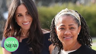 Rod Stewart criticizes the Sussexes for spending Christmas with Doria.