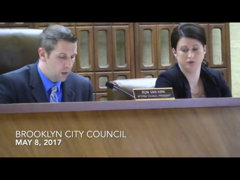 Brooklyn City Council 5/8/17