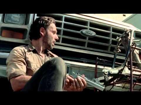 The Walking Dead 3x12 'Meeting Morgan'