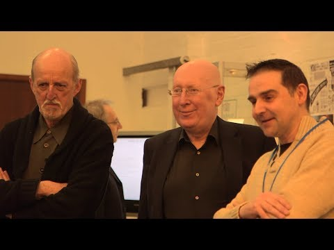 Sir Clive Sinclair visits The Centre for Computing History