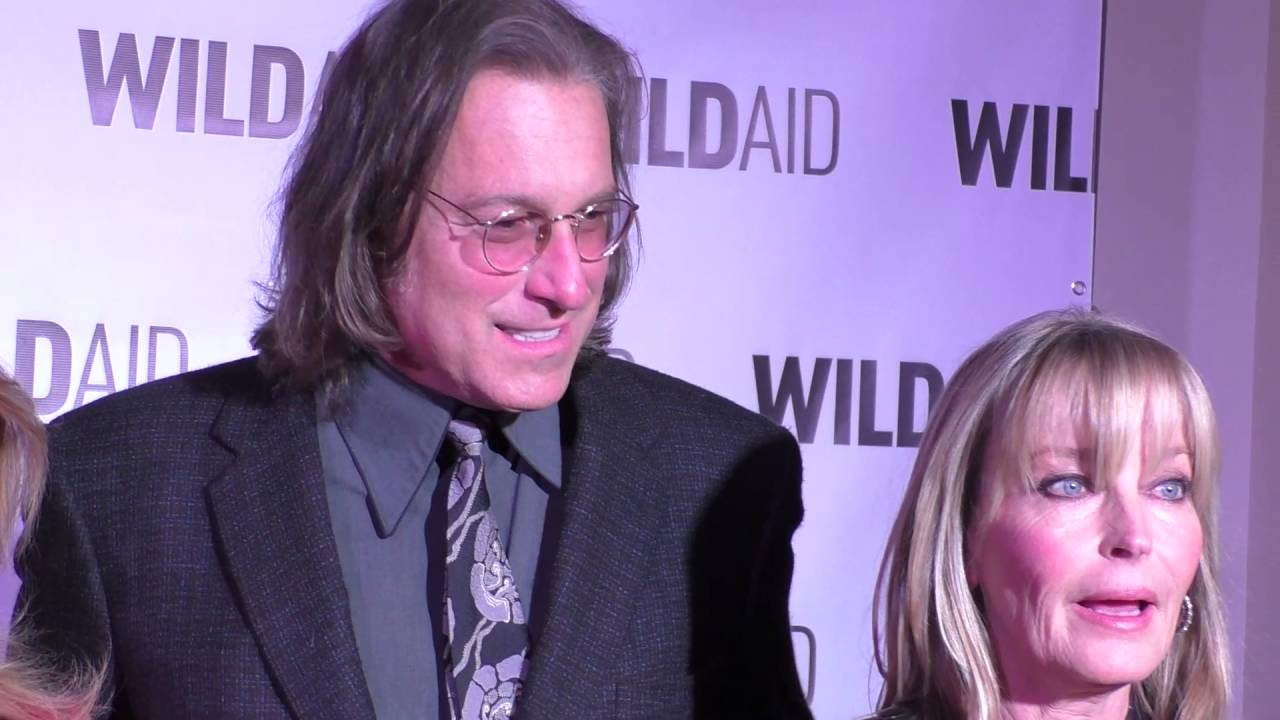 John corbett and bo derek at the wildaid 2015 at montage hotel in