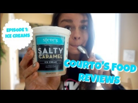 Courto's Food Reviews Episode 1: Ice Cream