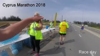 Cyprus Marathon race 2018