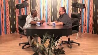 Rev.Mike Williams - гост в Среща с Благовест Белев