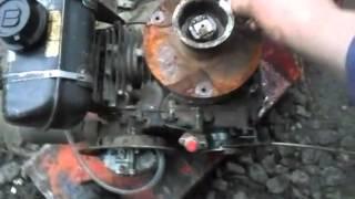 moteur bernard bm 4 récupérer a la benne