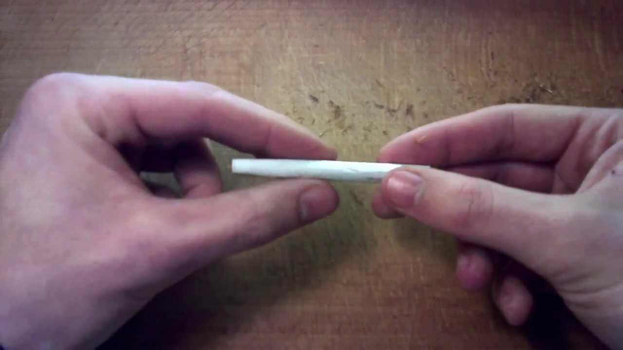 Zigarette ohne filter rauchen