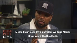 Method Man Goes Off On Mystery Wu-Tang Album, Cilvaringz & Hip Hop Media