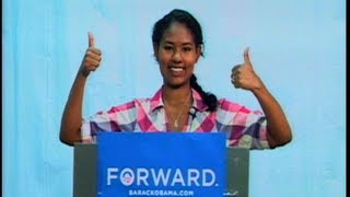 Gotta Vote! feat. Assata Caldwell (Dream Girls USA Miss Iowa)