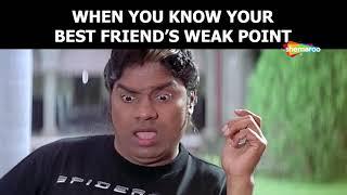 แท็ก สุดยอดบอลลีวูด Memes ของ Akshay Kumar & Johny Lever | ภาพยนตร์ Andaaz