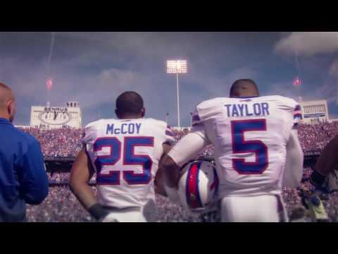 Buffalo Bills -New Era Field  - Are You Ready? 2016