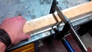 видео Самодельная штанга для металлоискателя из стеклопластика