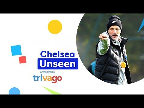 Tekkers By Tuchel! 🎯 Football Tennis Battles & Tiny Footballs Are Back!   Chelsea Unseen