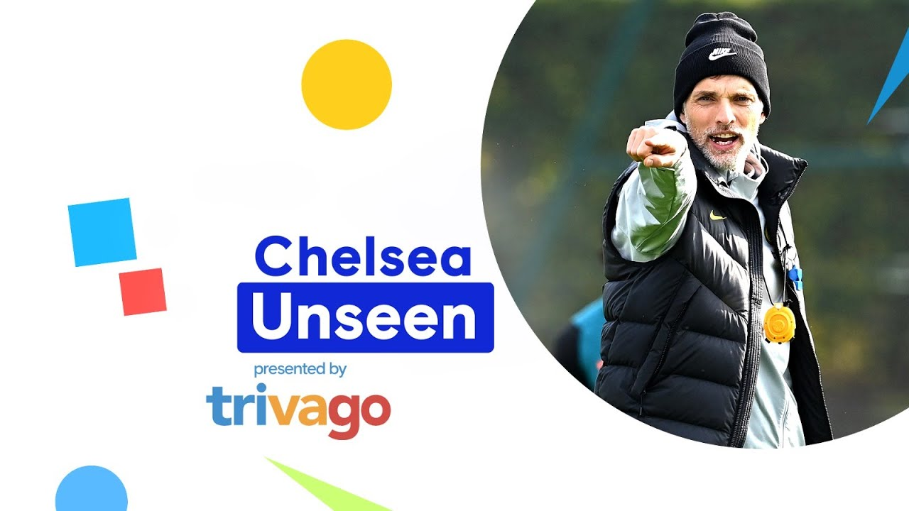 Tekkers By Tuchel! 🎯 Football Tennis Battles & Tiny Footballs Are Back! | Chelsea Unseen