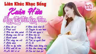 8A•1H22~Lk Nhac Song Dan Ca Tru Tinh _  LK Nhac Song