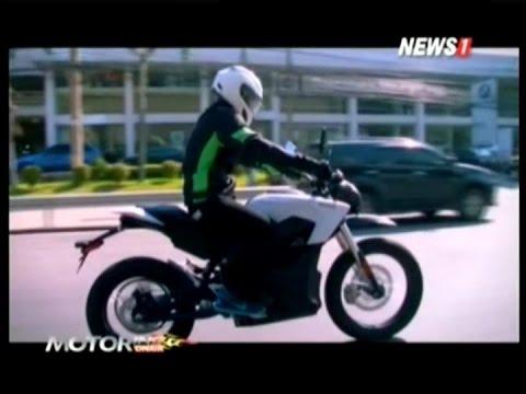 Motoring ONAIR ช่วงที่2 Motoring Test Ride:ZERO มอเตอร์ไซค์ รักษ์โลก
