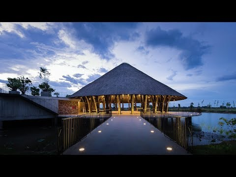 Sen Village Community Center | VTN Architects |Long An Province, Vietnam | HD